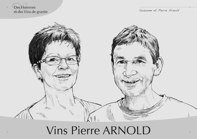 Vins Pierre Arnold