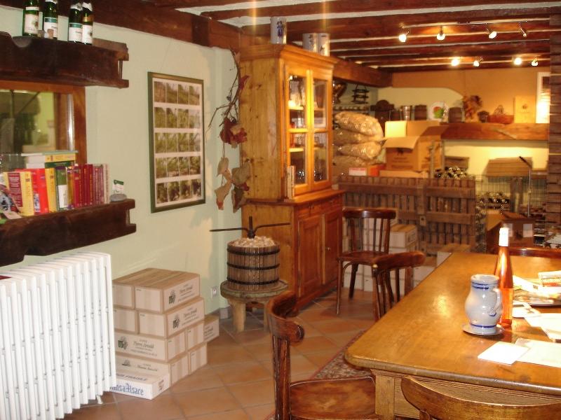 Caveau - Vins d'Alsace Pierre Arnold