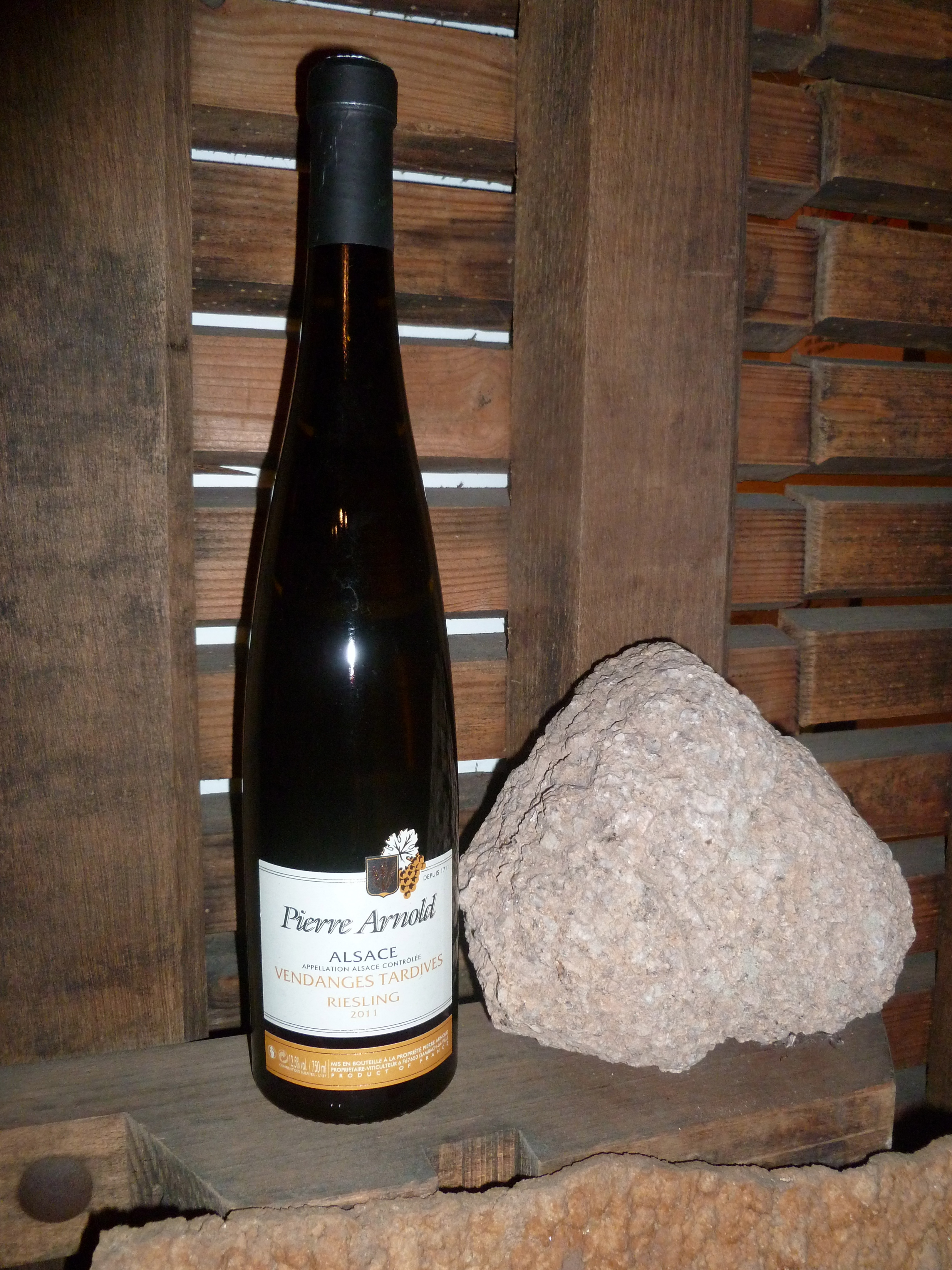 Riesling vendanges tardives