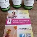 Apéro Gourmand 30 mai 2014!