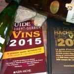 Petit Futé, Guide Hachette et les autres…..