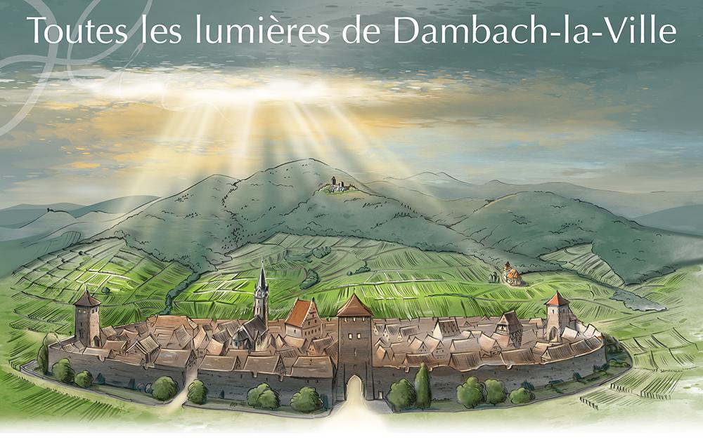 Découverte de Dambach-la-Ville