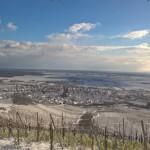De beaux paysages de neige!