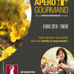 Apéro Gourmand 26 mai 2017 !