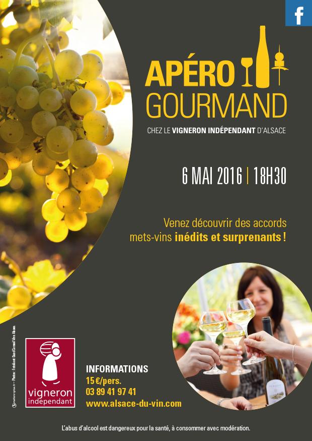 Synvira 6394 Apéro Gourmand 2016 Flyer A6.indd