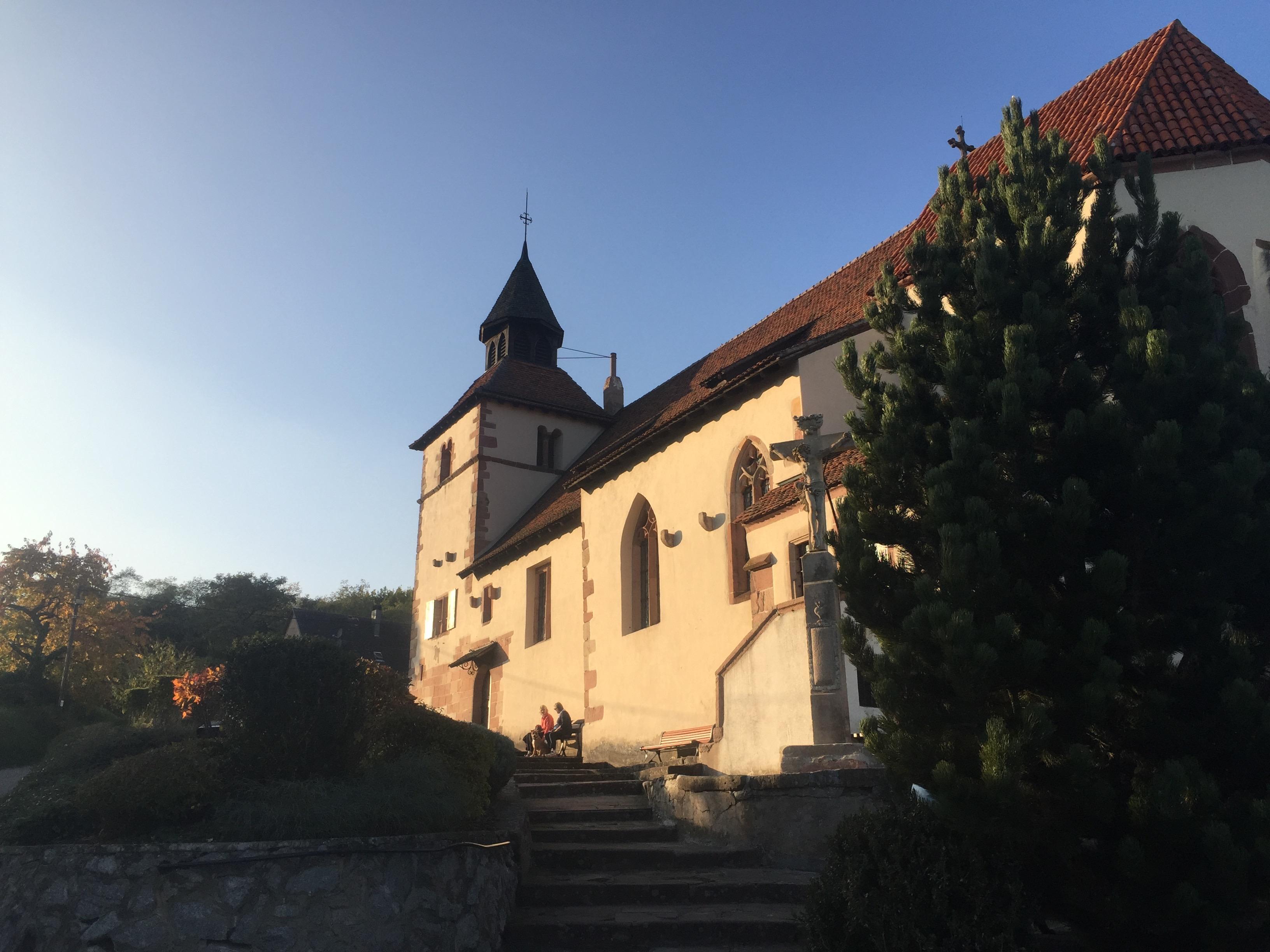 La Chapelle St Sébastien