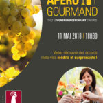 Apéro gourmand 11 mai 2018