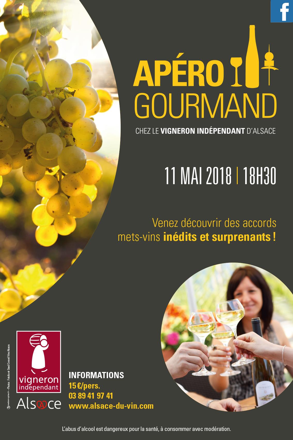 Apéro Gourmand 2018